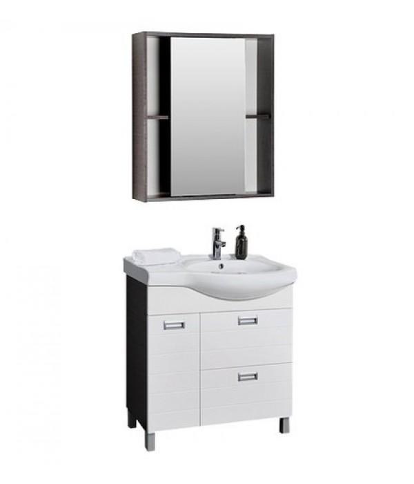 Комплект мебели для ванной Aqualife Design Бостон 80