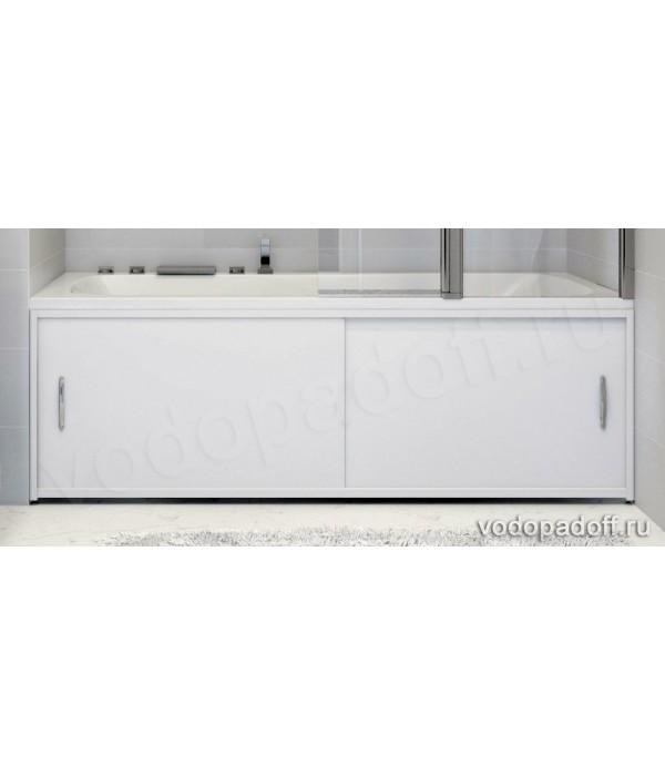 Экран под ванну Francesca Premium белый размер под заказ (Изготовление 1-2 дня)