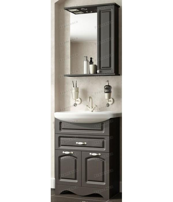 Комплект мебели Francesca Империя 55 с 1 ящиком венге