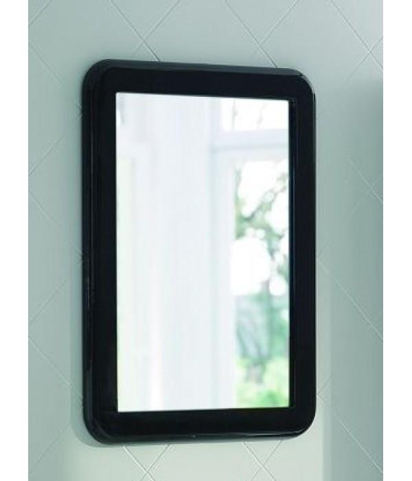 Зеркало-шкаф La Tezza Linosa 60, черный