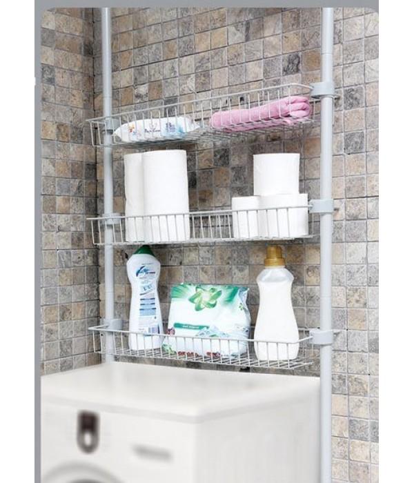 Система хранения для ванной с 3-мя полками