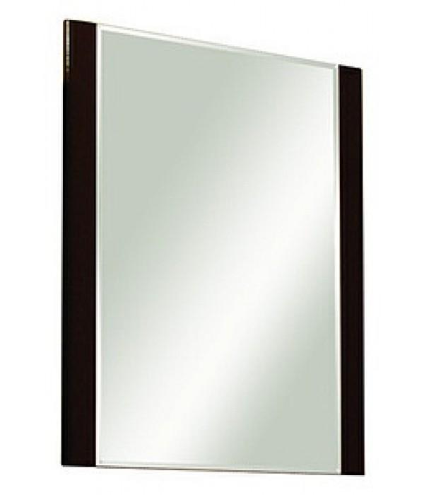 Зеркало для ванной Акватон Ария 65 черный глянец