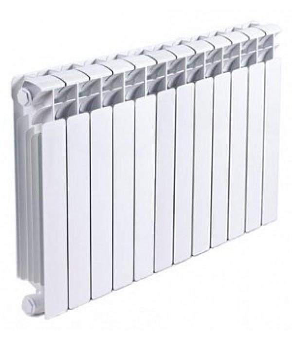 Радиатор биметаллический Rifar Base 500 12 секций