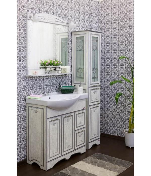 Комплект мебели Sanflor Адель 82, белый