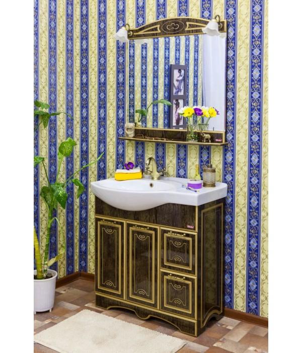 Комплект мебели Sanflor Адель 82, венге