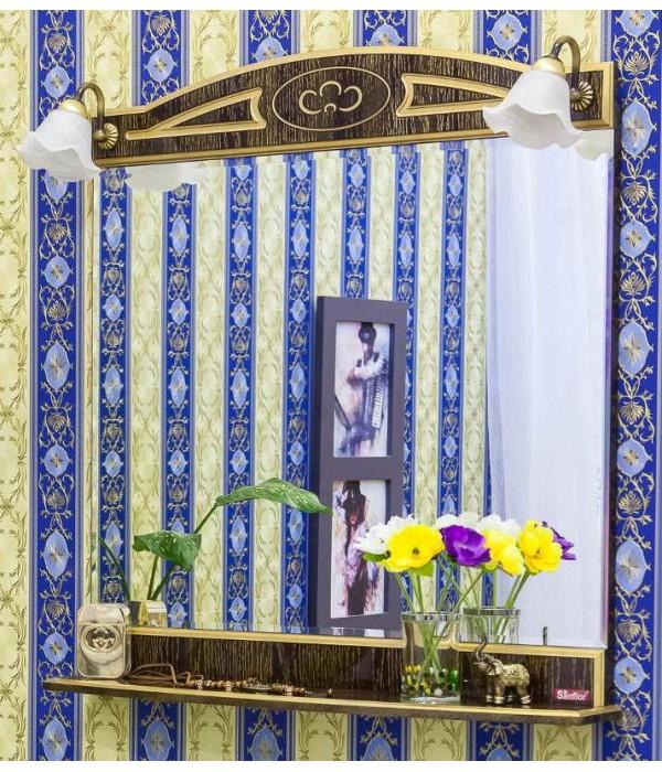 Зеркало Sanflor Адель 82, венге