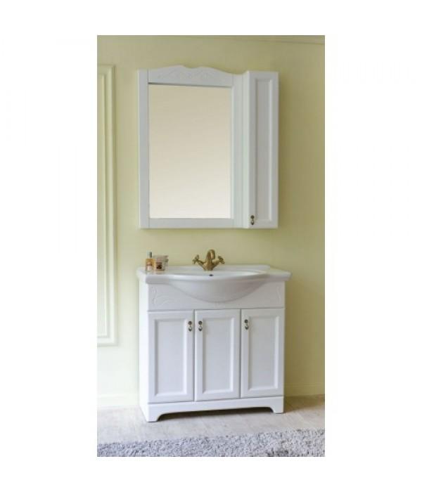 Комплект мебели Аллигатор Милана 6 85, белый