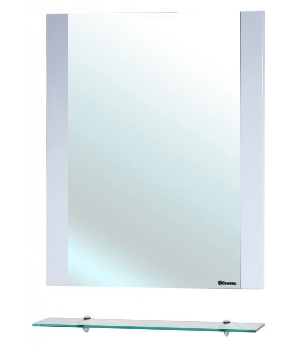 Зеркало Bellezza Рокко 60, белый