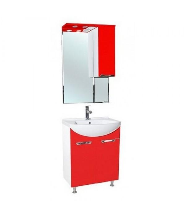 Комплект мебели Bellezza Альфа 65, красный