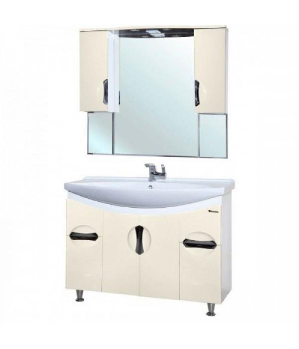 Комплект мебели Bellezza Лагуна 105, бежевый