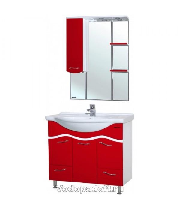 Комплект мебели Bellezza Мари 85, красный