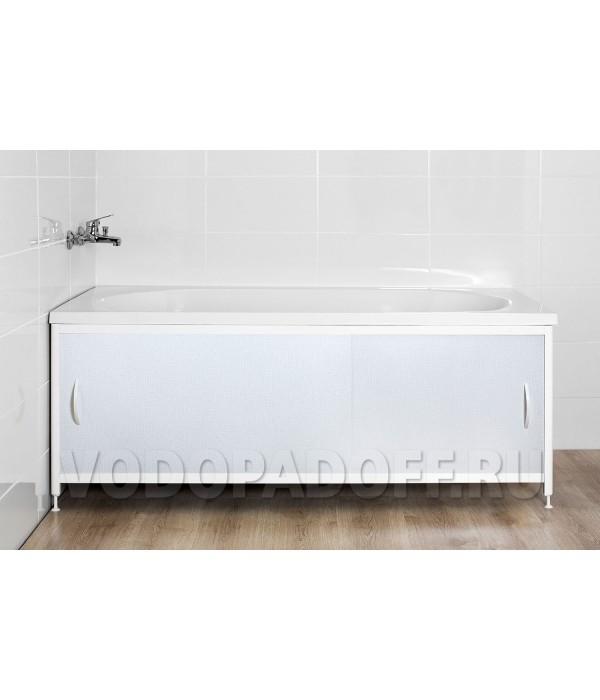 Фотоэкран под ванну 4135 Террацио перламутровая Премиум Размер 148/168