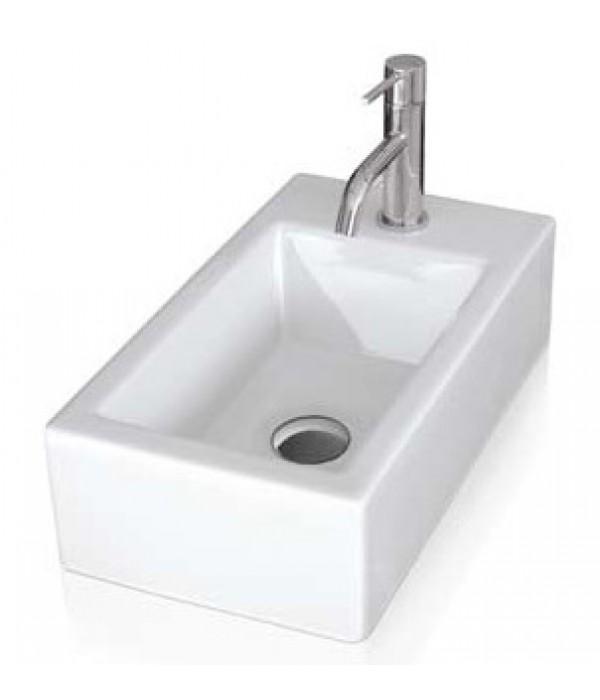 Рукомойник White Stone Hox Mini (45 см) правый