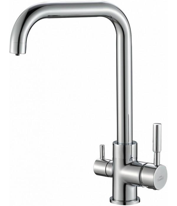 Смеситель Steel Hammer SH 715 CR для кухонной мойки