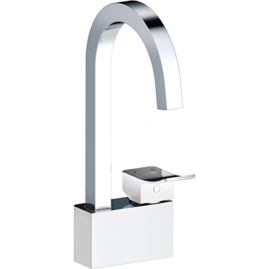 Смеситель Wasserkraft Aller 1067WHITE для кухонной мойки
