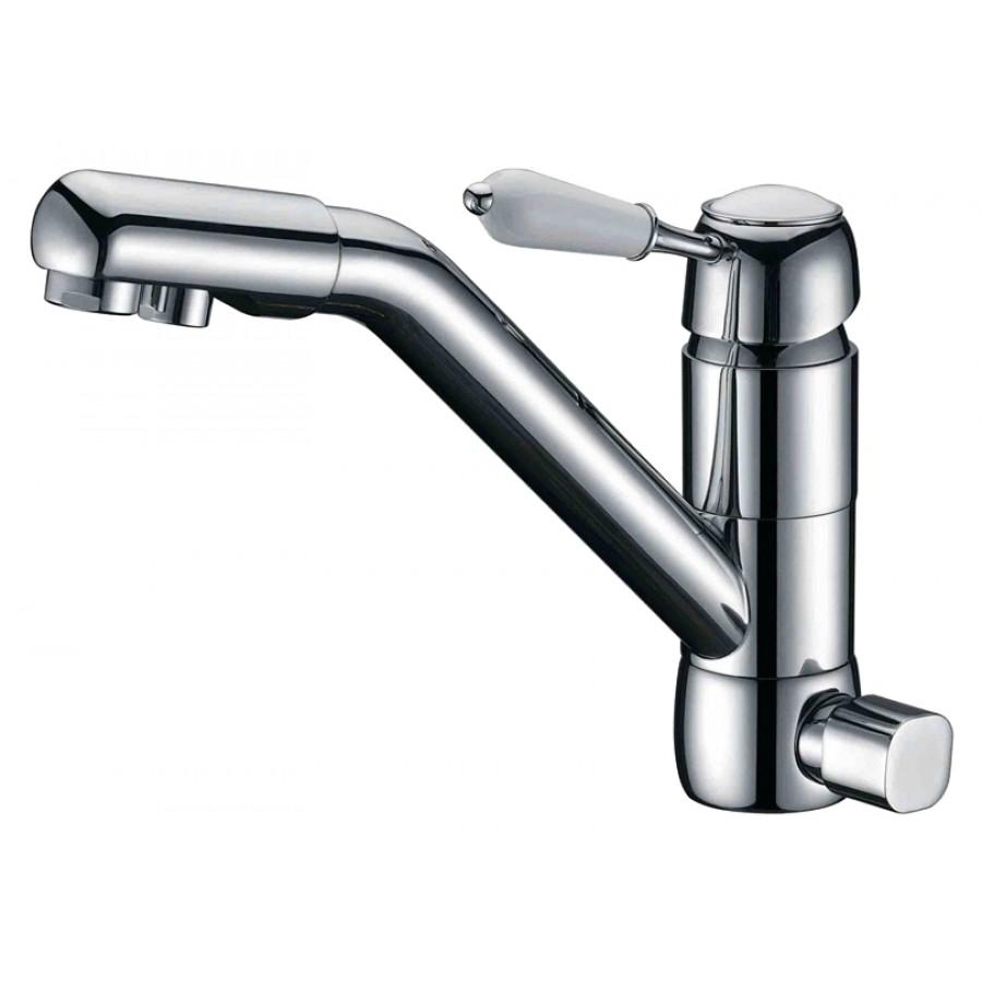 Смеситель Zorg Clean Water ZR 400 KF-46 для кухонной мойки