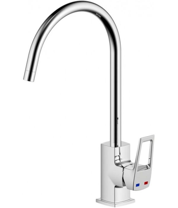 Смеситель Milardo Atlantic ATLSB00M05 для кухонной мойки