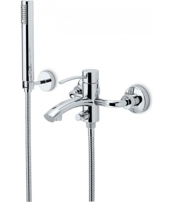 Смеситель Newform El-X 60640С.21.018 для ванны с душем