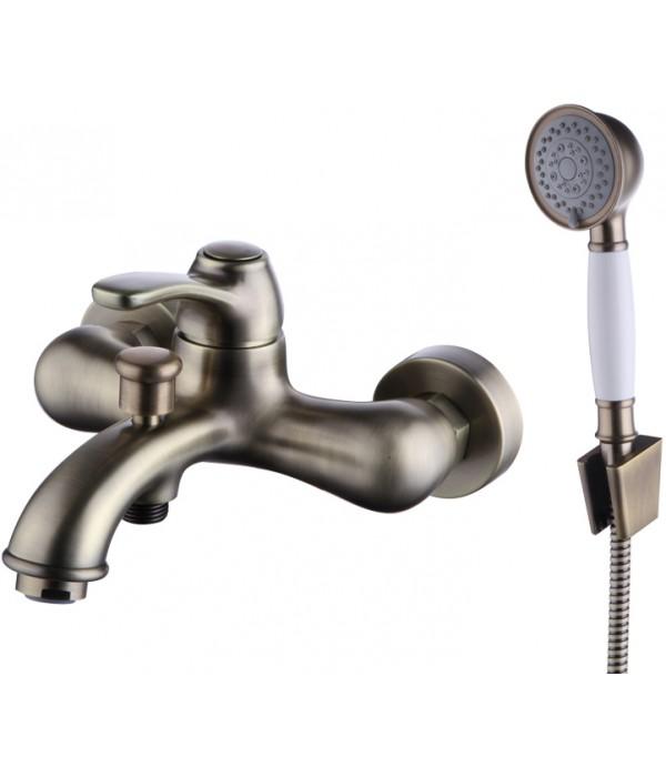 Смеситель Iddis Oldie OLDBR00i02 для ванны с душем