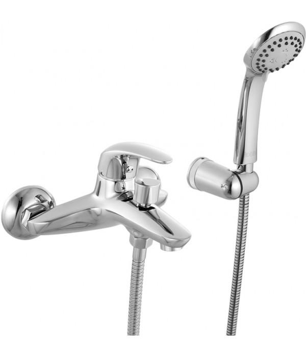 Смеситель Iddis Leaf LEASB00I02 для ванны с душем
