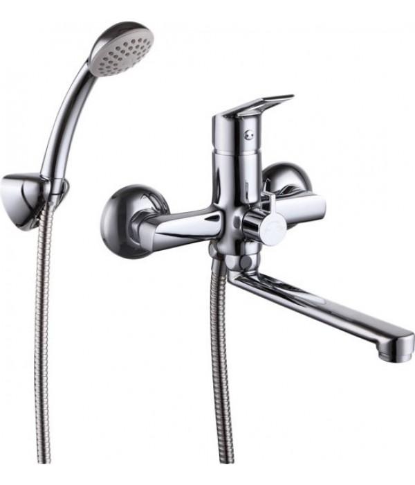 Смеситель Milardo Amur AMUSBC0M02 для ванны с душем