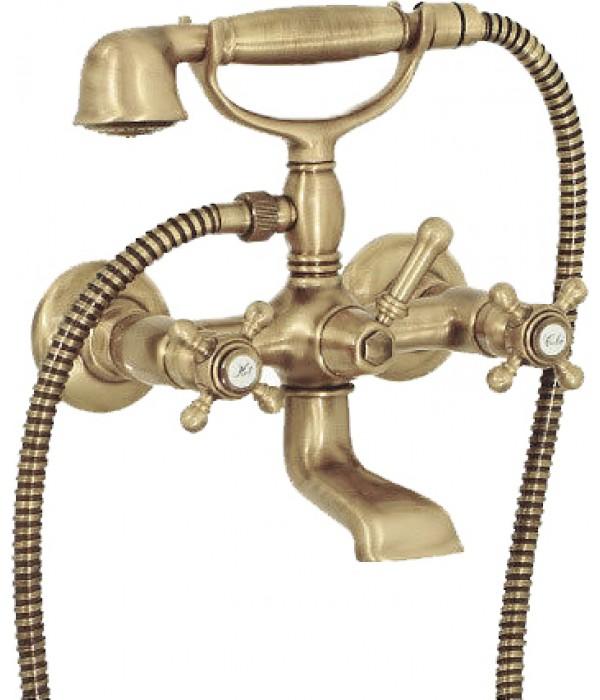 Смеситель Nice Borgo Vecchio Leva N-1900-1B для ванны с душем