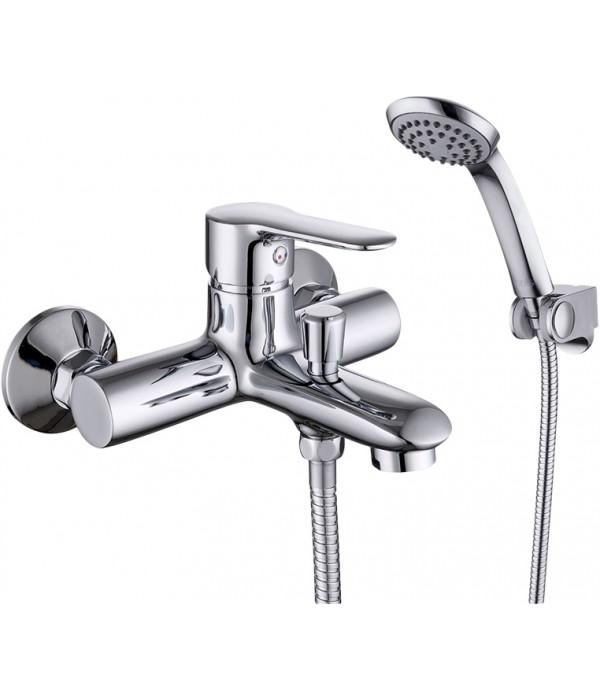 Смеситель Iddis Cuba CUBSB00i02 для ванны с душем