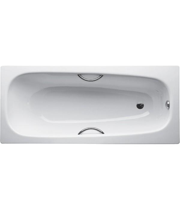 Стальная ванна Bette Form Safe 3710 PLUS, 2GR