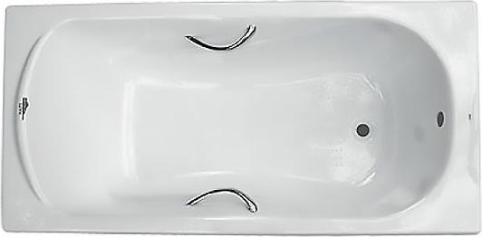 Чугунная ванна Roca Haiti 233170001 140x75 см