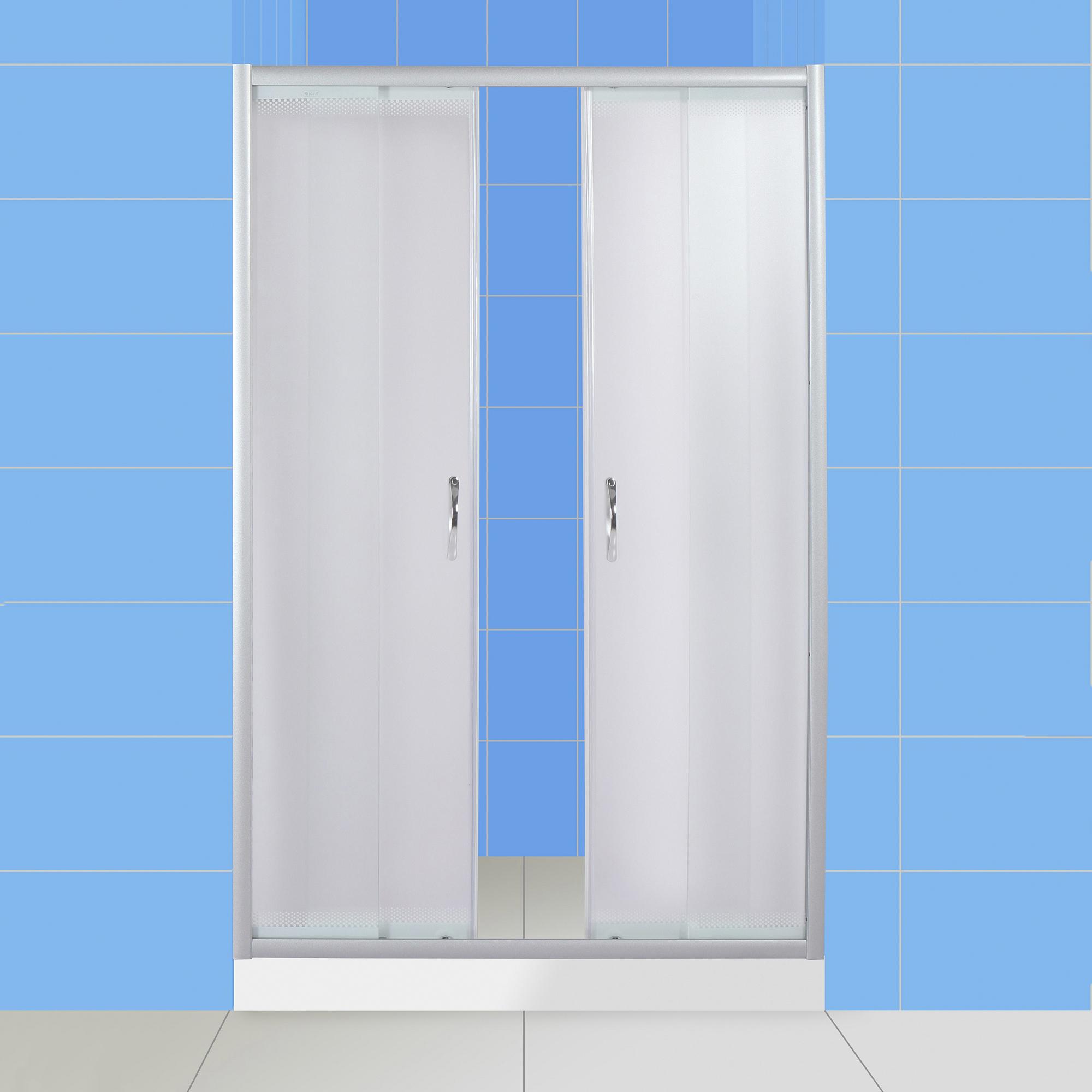 Душевая дверь в нишу River DREIKE 120 МТ