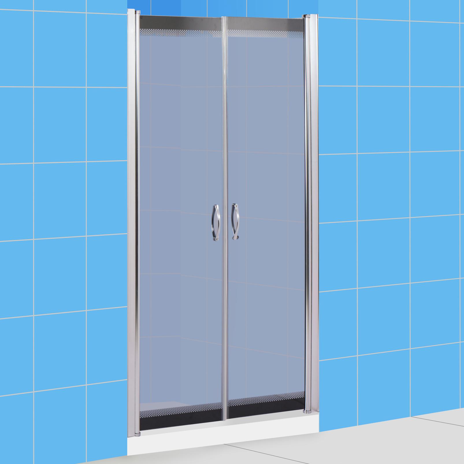Душевая дверь в нишу River SUEZ 80 TH