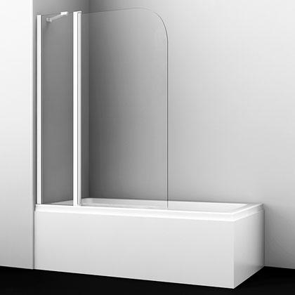 Шторка на ванну Wasserkraft Leine 35P02-110W