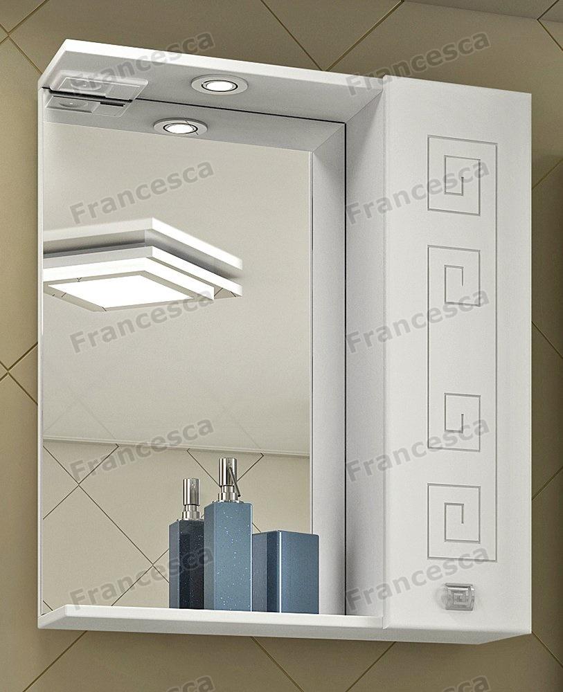 Шкаф-зеркало Francesca Моретти 60 С