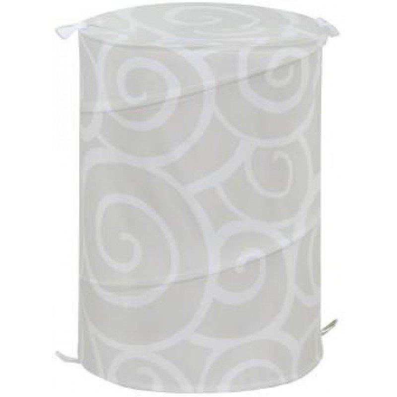 Купить со скидкой Корзина для ванной комнаты LeMark Endless helix B4255T021