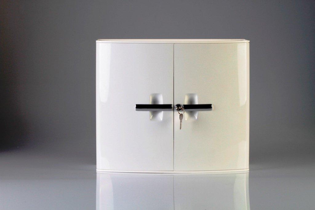 Шкафчик для ванной с замком (аптечка)
