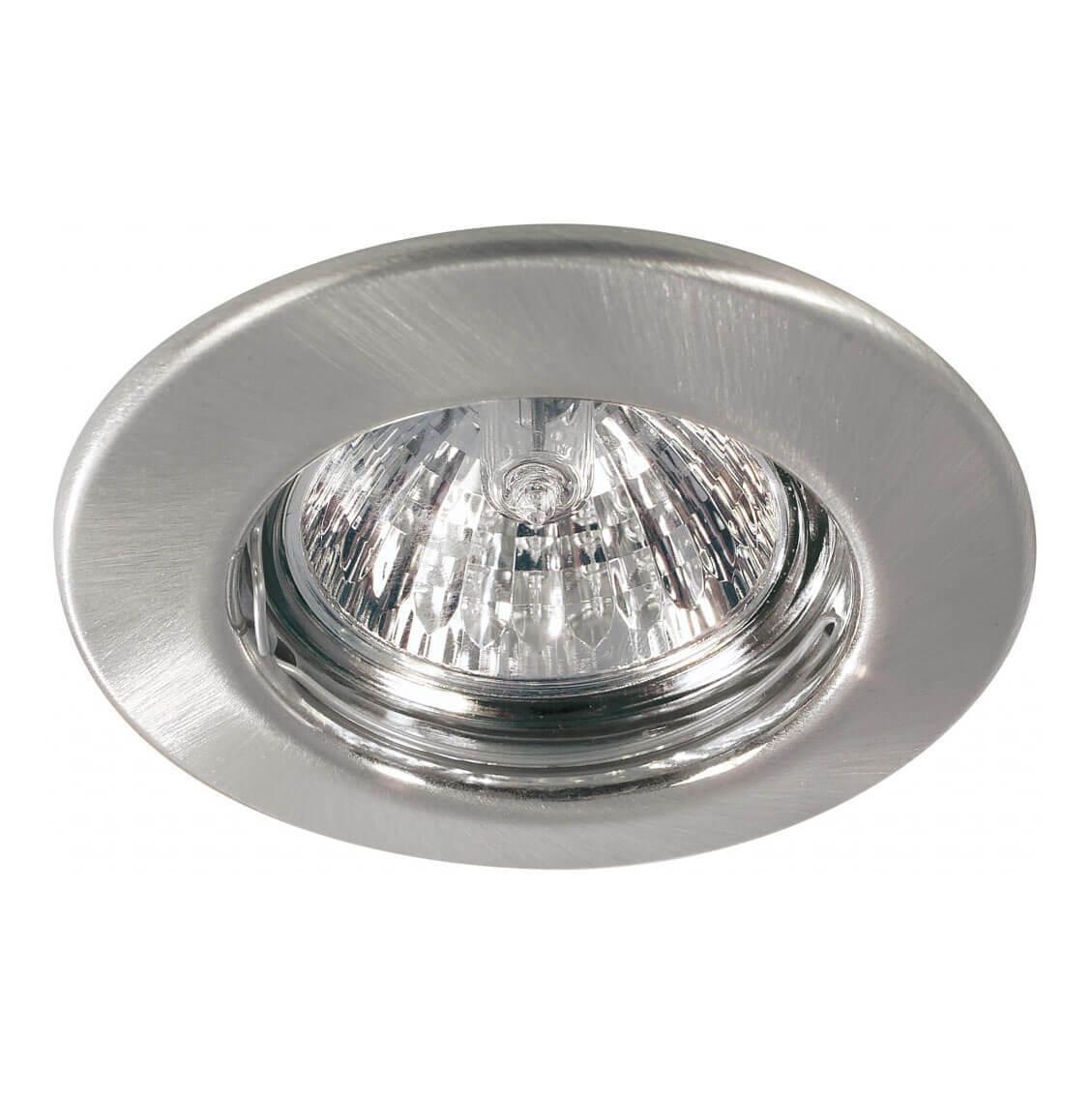 Встраиваемый светильник Paulmann Quality Line Halogen 98967.