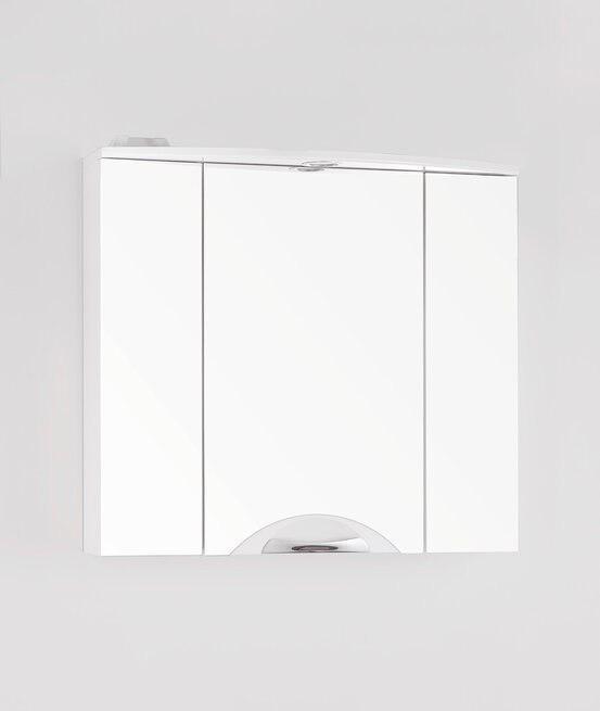 Зеркало шкаф Style Line Жасмин 2 76/С