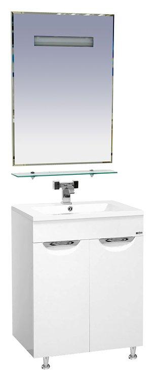 Комплект мебели для ванной 60 15.6