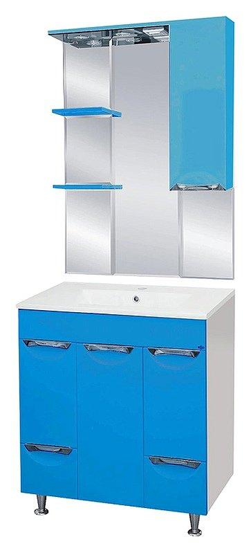 Комплект мебели для ванной 75 15.6