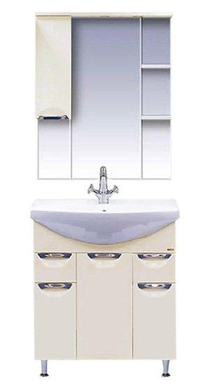 Комплект мебели для ванной 75 15.7