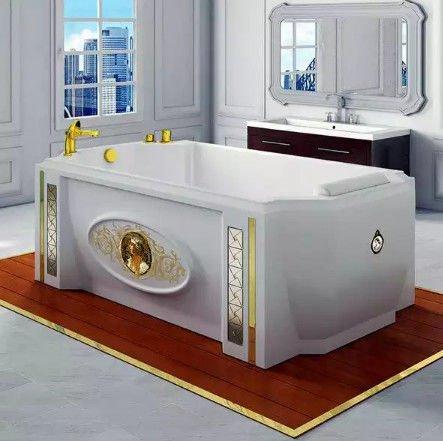 Акриловая ванна RADOMIR Эстелона с возможностью установки