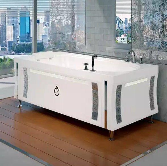 Акриловая ванна RADOMIR Анабель с возможностью установки