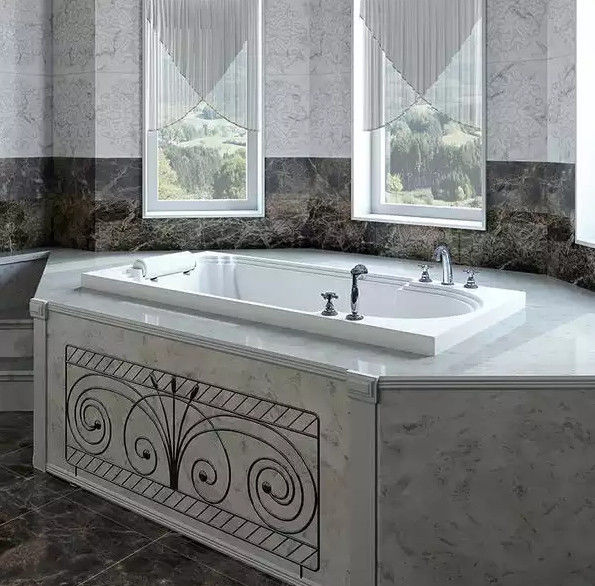 Акриловая ванна RADOMIR Анабель встраиваемая с возможностью