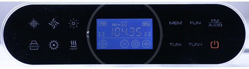 Диаграмма панели управления контроллера 400